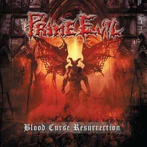 Prime Evil Blood Curse Resurrection