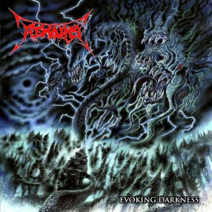 Evoking Darkness - Remains - CD