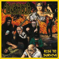 Adversor - Rise to survive - CD