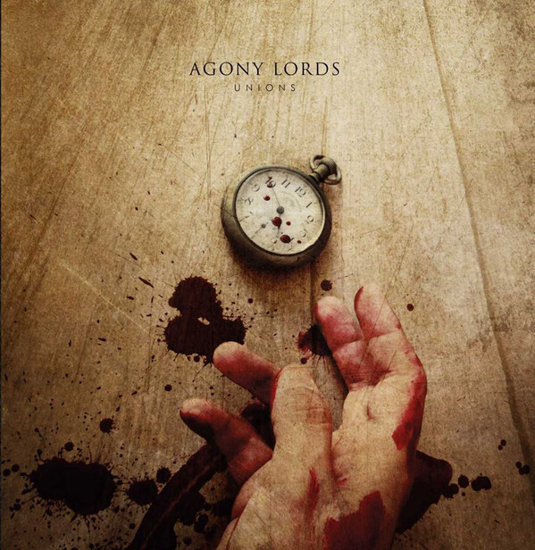 Agony Lords - Unions - CD