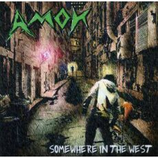 Amok - Somewhere in the west - CD