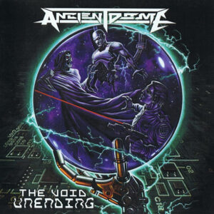 Ancient Dome - The void unending - CD