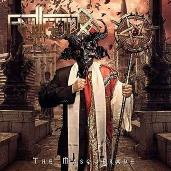 Antigod - The masquerade - CD