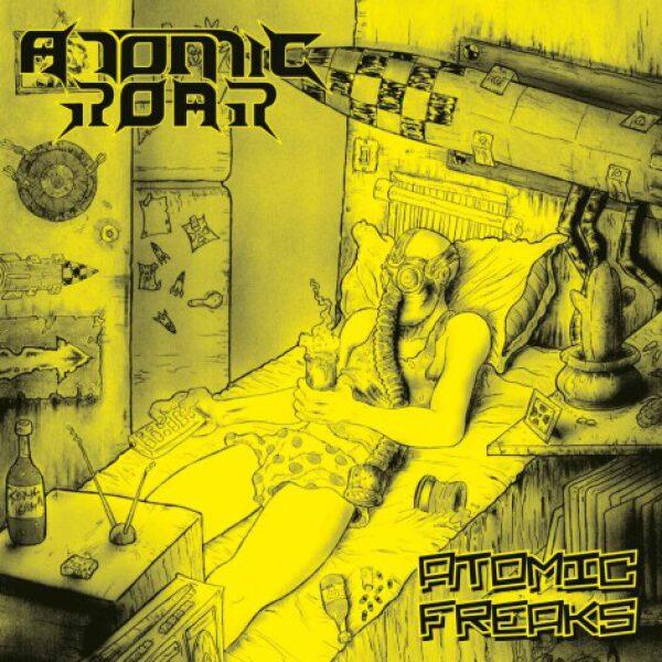Atomic Roar - Atomic freaks - CD