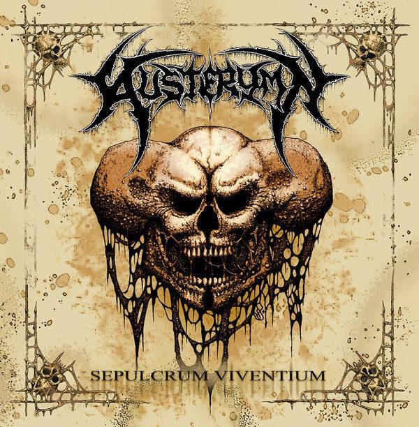 Austerymn - Sepulcrum Viventium - CD