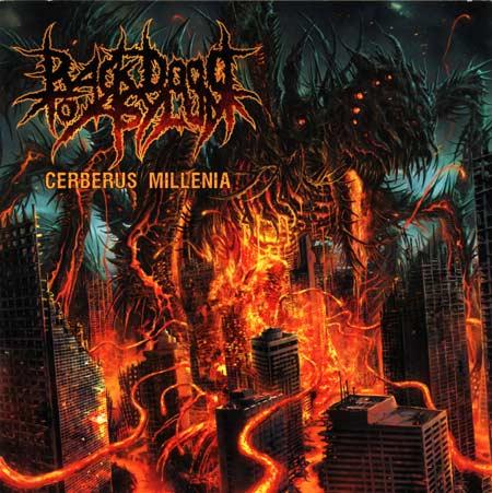 Back Door to Asylum - Cerberus Millenia - CD