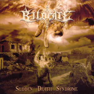 Bilocate ‎- Sudden Death Syndrome - CD DIGIPAK
