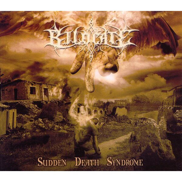 Bilocate - Sudden Death Syndrome - CD DIGIPAK