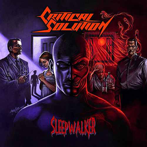 Critical solution - Sleepwalker - CD