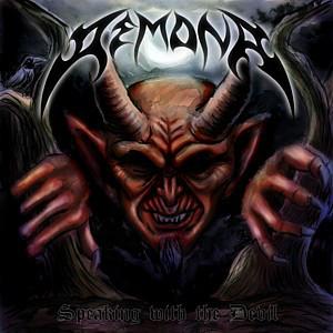 Demona - Speaking with the devil - CD