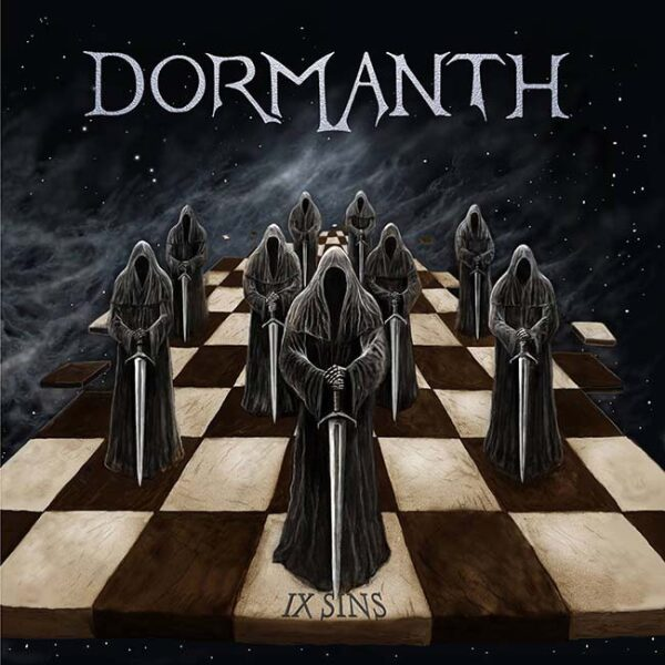 Dormanth - IX sins - CD