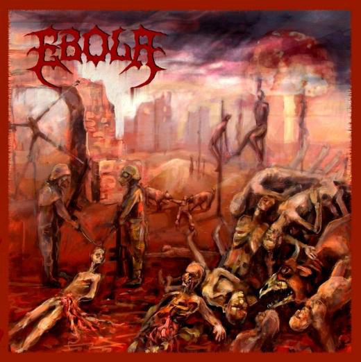 Ebola - Hell's Death Metal - CD
