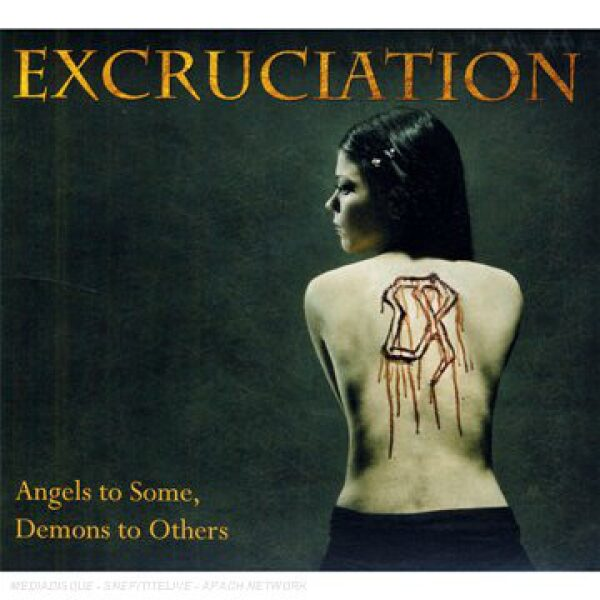Excruciation - Angels To Some, Demons To Others - CD DIGIPAK