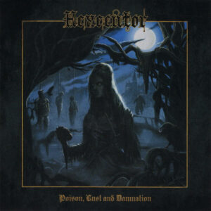 Hexecutor-Poison lust and damnation-CD