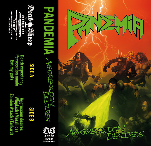 Pandemia - Aggression desires - CASS