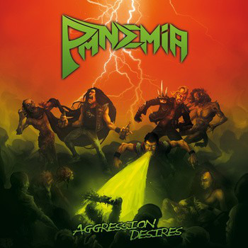 Pandemia - Aggression desires - MCD