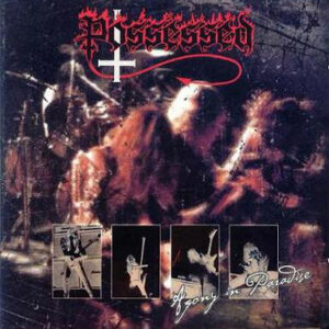 Possessed - Agony in paradise - CD