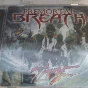 Premortal Breath - they - CD