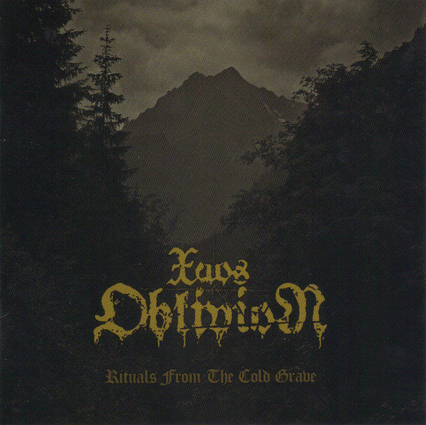 Xaos Oblivion ‎– Rituals From The Cold Grave