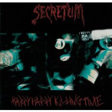 Secretum-Happy Happy Killing Time-CD