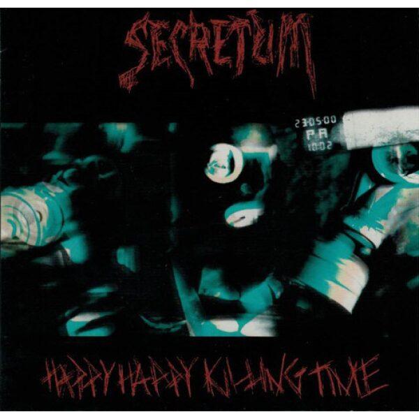 Secretum-Happy Happy Killing Time-CD