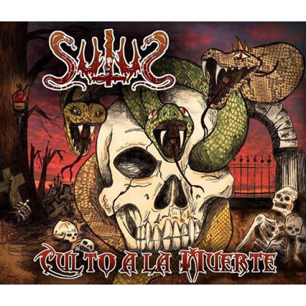 Sutus - Culto a la muerte - CD