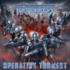 Tormentress - Operation torment - CD