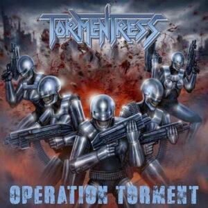 Tormentress - Operation torment - CD