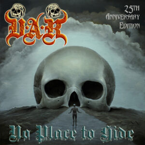 VAR - No place to hide - CD