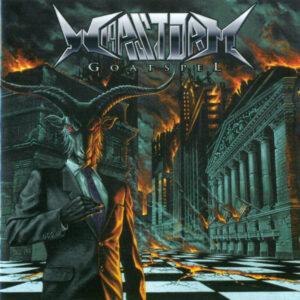 Warstorm - Goatspel - CD