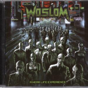 Woslom - A near life experience - CD
