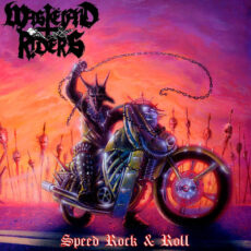 Wasteland riders - Speed rock'n'roll, Thrash metal - MCD