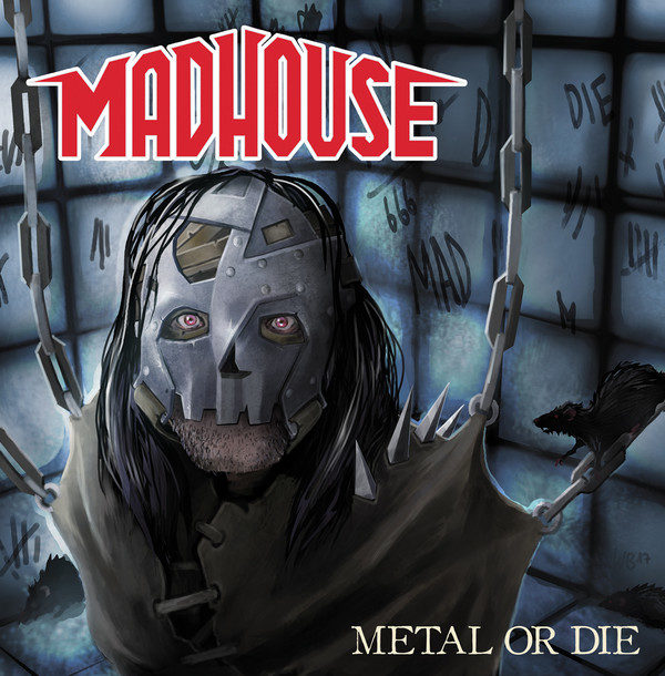 Madhouse - Metal Or Die - CD