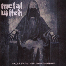Metal Witch - Tales From The Underground - CD