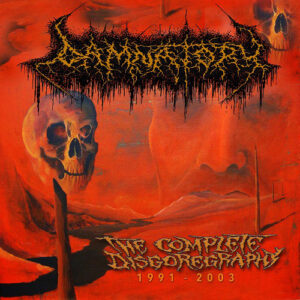 DAMNATORY - The Complete Disgoregraphy