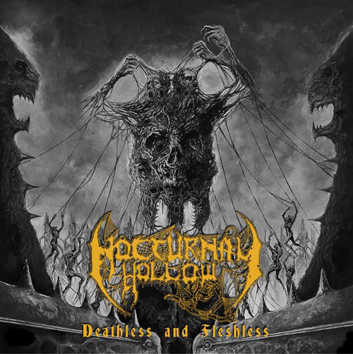 Nocturnal Hollow - Deathless And Fleshless - CD