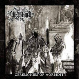 UNCOFFINED - Ceremonies of Morbidity - CD
