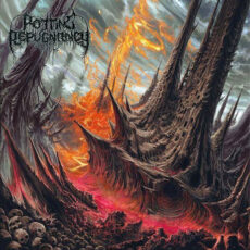 Rotting Repugnancy ‎- Harbingers Of The Last Judgement - CD