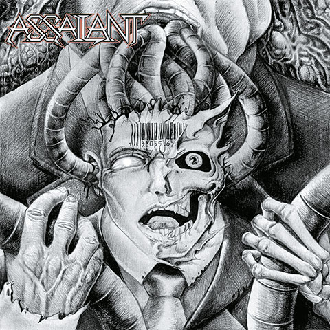 Assailant - Assailant - CD
