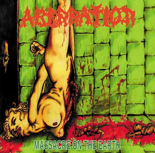 ABERRATION - Massacre On The Earth - CD
