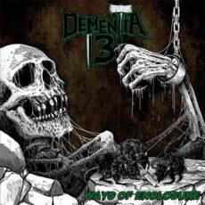 Dementia 13 cover