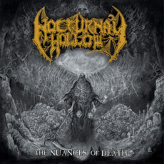 NOCTURNAL HOLLOW - The Nuances Of Death - CD
