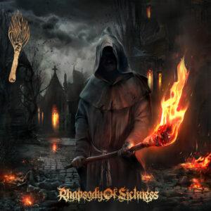 PANDEMIA - Rhapsody Of Sickness - CD