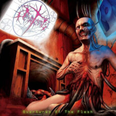 TERATOMA - Overtures of the flesh - CD