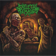 SKELETAL REMAINS - Beyond the flesh - CD