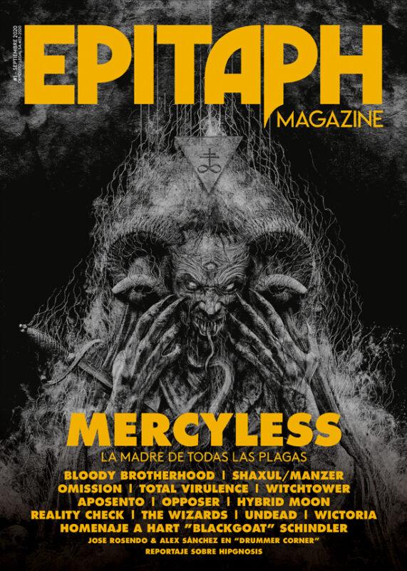 Epitaph magazine #1
