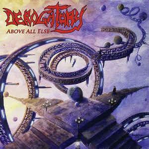 Derogatory - Above All Else - CD