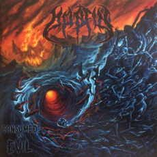 Morfin - Consumed By Evil - LP - Marbled