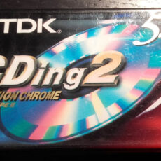 TDK - CDing 2 - Position Chrome 54- Cassette