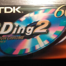 TDK - CDing 2 - Position Chrome 60 - Cassette